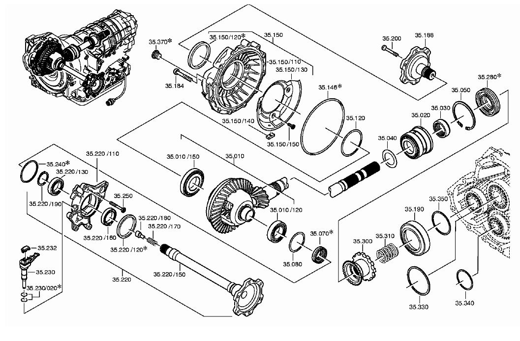 audi transmission diagram front drivers side trans bearing where to get them  front drivers side trans bearing where to get them