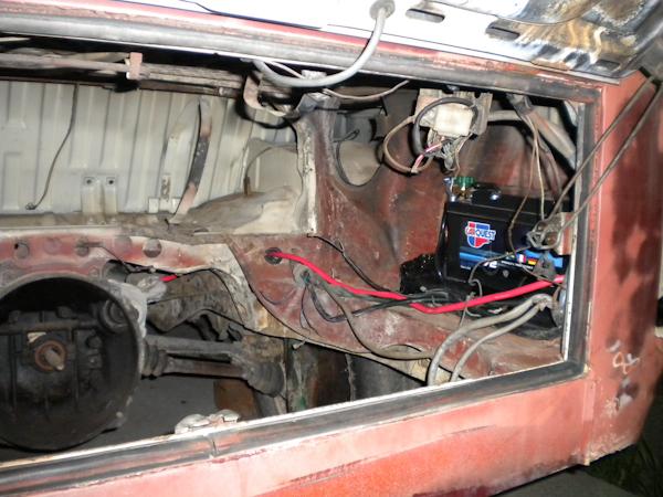 projekt uber geizig 1972 vw bus deluxe 9 passenger page 12 vw bus alternator wiring vw bus engine wiring #15