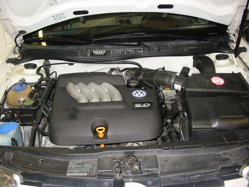 2008 Volkswagen Eos Engine Diagram