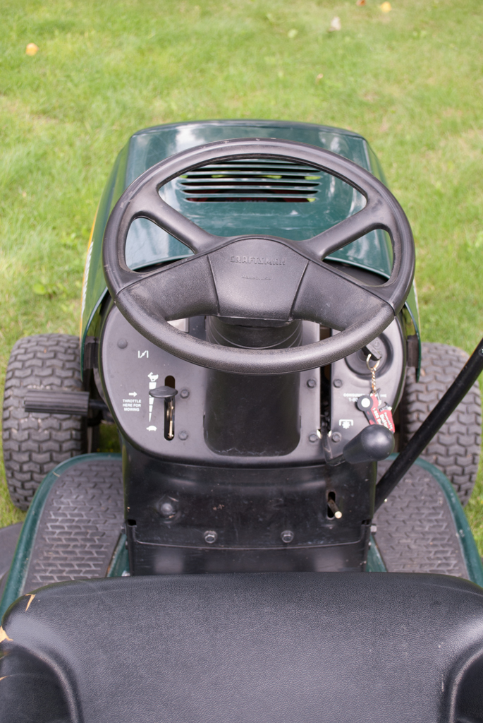Briggs Stratton Com >> Craftsman LT1000 Riding Mower